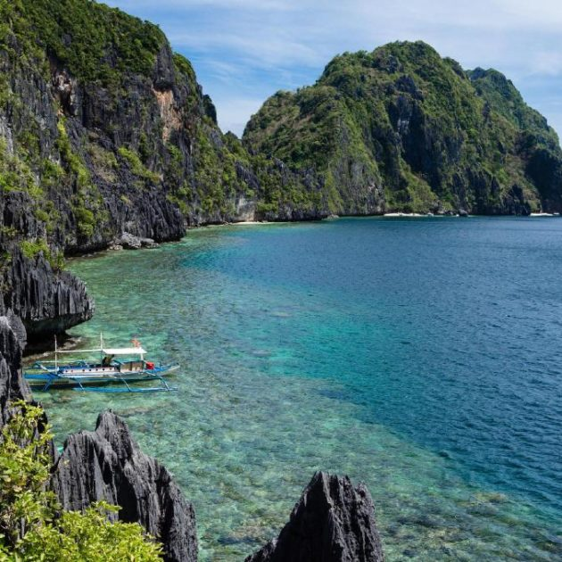 菲律賓一次Fun鬆玩雙島。愛妮島+薄荷島